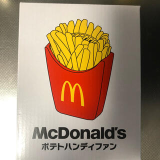 マクドナルド - ポテトハンディファン ひんやりタオル