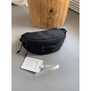 新品Maison Margiela 21SS メッセンジャーバッグ ブラック