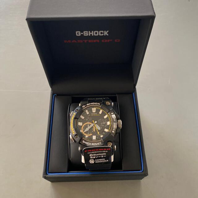 G-SHOCK(ジーショック)のG-SHOCK Gショック フロッグマン GWF-A1000-1A4JF  メンズの時計(腕時計(アナログ))の商品写真