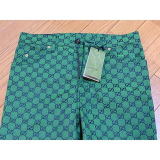 Gucci - ●GUCCIグッチ今季GG5ポケットパンツ44新品