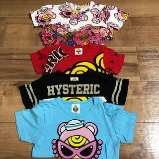 ヒステリックミニ(HYSTERIC MINI)のまとめ売り(Tシャツ)