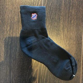 アンディフィーテッド(UNDEFEATED)のundefeated 靴下 SOCKS ソックス アンディフィーテッド 1足(ソックス)