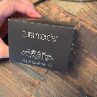 laura mercier - ローラ メルシエ ルースセッティングパウダー トランスルーセント