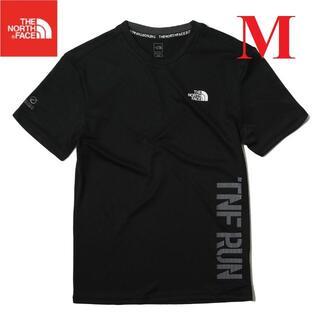 THE NORTH FACE - 海外 ノースフェイス Tシャツ 半袖 兼用 冷感 速乾 黒/M K159A