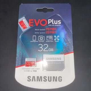 SAMSUNG - サムスン EVO Plus microSD マイクロSD 32GB
