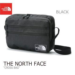 THE NORTH FACE - 1点限り❗ノースフェイス ショルダーバッグ ポケット 男女兼用 黒 K135A