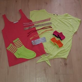 マウジー(moussy)のmoussy꙳★*゚ノースリーブ& colorful おまとめセット(Tシャツ(半袖/袖なし))