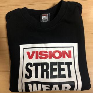 ヴィジョン ストリート ウェア(VISION STREET WEAR)のトレーナー(トレーナー/スウェット)