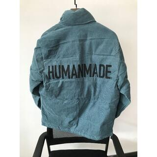 HUMAN MADE 19AW CORDUROY DOWN JACKET