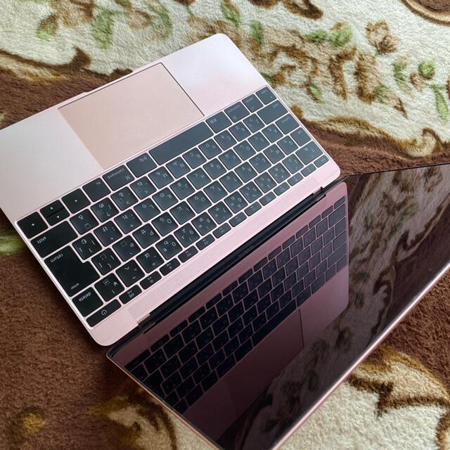 Apple(アップル)のMacBook 人気カラー 定価16万 スマホ/家電/カメラのPC/タブレット(ノートPC)の商品写真