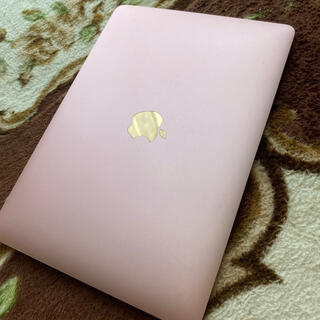 Apple - MacBook 人気カラー 定価16万