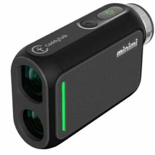 【新品未開封】キャディトーク 距離測定器 minimi ミニミ ブラック