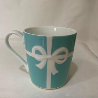Tiffany & Co. - 未使用品 ティファニー マグカップ ブルーボックス 1個
