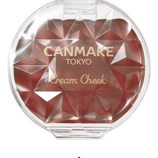 CANMAKE - 新品未使用☆限定色 キャンメイク クリームチークカラー20