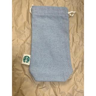 Starbucks Coffee - スターバックス 25周年記念 アップサイクルコットン マルチミニバッグ