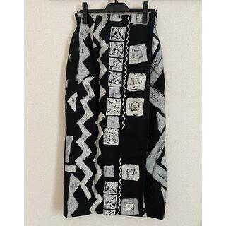 ツモリチサト(TSUMORI CHISATO)のTSUMORICHISATO ツモリチサト 巻きスカート(ロングスカート)