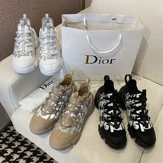 Dior - 大人気 ★スニーカー Diorディオール
