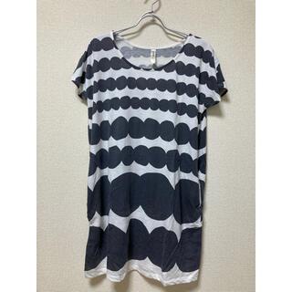 グラニフ(Design Tshirts Store graniph)のグラニフ Tシャツ ワンピース フリーサイズ(Tシャツ(半袖/袖なし))