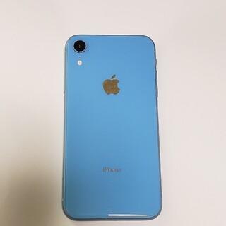 iPhone - iPhone XR ブルー 64GB