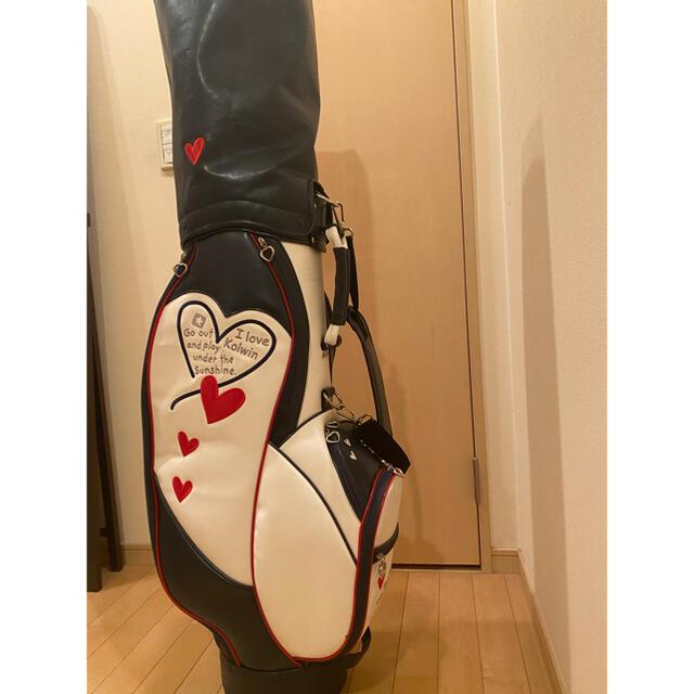 Callaway(キャロウェイ)のゴルフクラブキャディバッグ ゴルフセット レディース 初心者向け コルウィン スポーツ/アウトドアのゴルフ(バッグ)の商品写真
