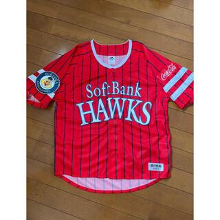 フクオカソフトバンクホークス(福岡ソフトバンクホークス)のホークス鷹の祭典2021 ユニフォーム Sサイズ(応援グッズ)