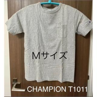 Champion - Mサイズ CHAMPION T1011 ポケット付 Tシャツ チャンピオン