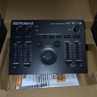 ローランド(Roland)のroland-vt4(エフェクター)