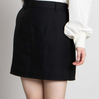 WEGO - スカート 黒 黒スカート タイトスカート ミニスカパン スカパン 韓国