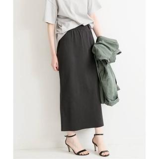 IENA - IENA 3/60 cotton ニットスカート