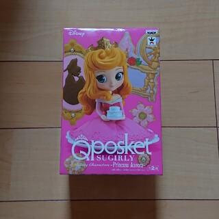 Disney - ディズニー Qposket フィギュア 眠れる森の美女 オーロラ姫