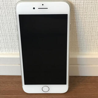 Apple - iphone8 64gb シルバー SIMフリー ほぼ未使用