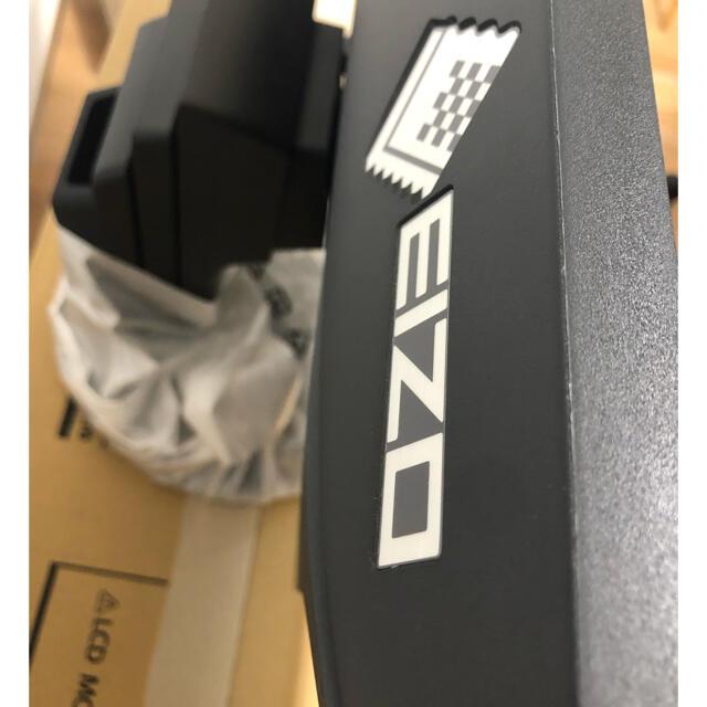 美品 FlexScan EV2760-BK 27インチ ブラック スマホ/家電/カメラのPC/タブレット(ディスプレイ)の商品写真