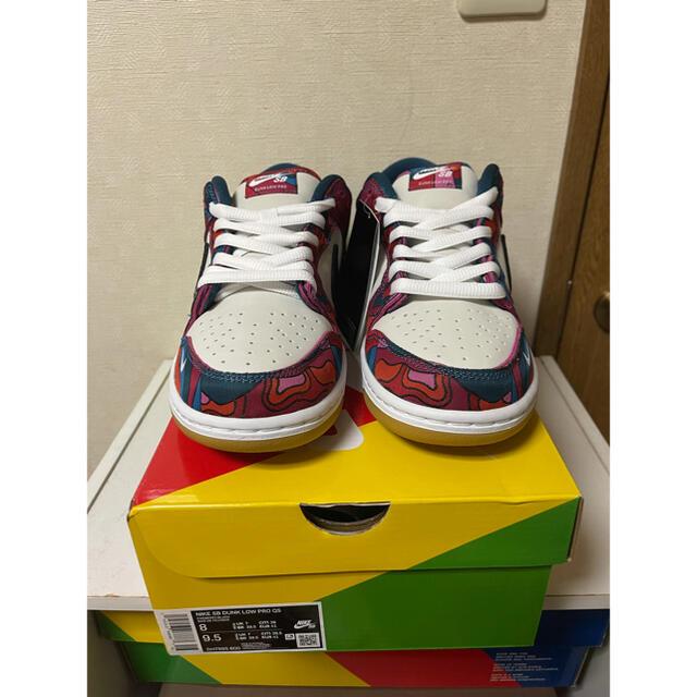 NIKE(ナイキ)のPIET PARRA x NIKE SB DUNK LOW PRO パラダンク メンズの靴/シューズ(スニーカー)の商品写真