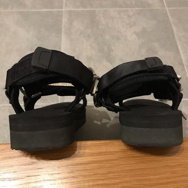 TOGA(トーガ)のTOGA×SUICOKE DEPA SP (M BLACK) レディースの靴/シューズ(サンダル)の商品写真