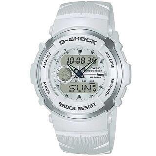 カシオ(CASIO)のカシオ G-SHOCK カジュアルデザイン 腕時計 ホワイト(腕時計(アナログ))