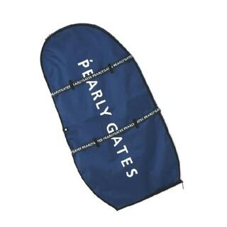 パーリーゲイツ(PEARLY GATES)の未使用 パーリーゲイツ 定番トラベルカバー 紺色(バッグ)