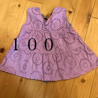 petit main - プティマイン トップス 90.100