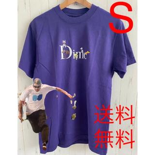 【希少】DIME Dog Classic Logo Tシャツ  Sサイズ(Tシャツ/カットソー(半袖/袖なし))