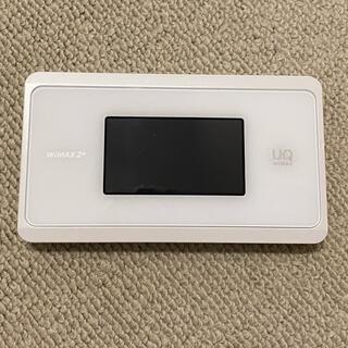 NEC - WiMAX2+ Speed Wi-Fi NEXT WX06 ホワイト