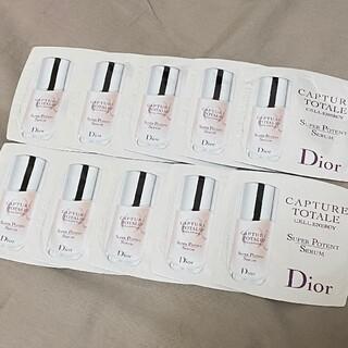 クリスチャンディオール(Christian Dior)のカプチュール トータル セル ENERGY スーパー セラム 幹細胞 美容液(美容液)