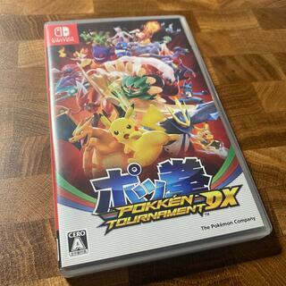 Nintendo Switch - ポッ拳 POKKEN TOURNAMENT DX Switch