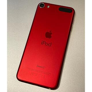 アイポッドタッチ(iPod touch)のipod touch PRODUCT RED 16GB 新品バッテリー(ポータブルプレーヤー)