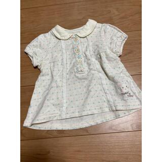 クーラクール(coeur a coeur)のクーラクール ポロシャツ 80(シャツ/カットソー)