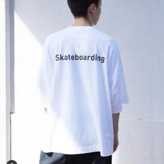 "1LDK SELECT - TOKYO2020 S/S T-shirt ""Skateboarding"""