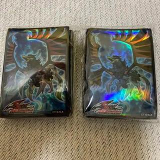ユウギオウ(遊戯王)の遊戯王 ブラックフェザードラゴン 101枚スリーブ(シングルカード)