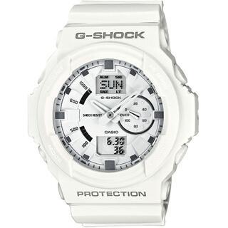 カシオ(CASIO)のカシオ G-SHOCK スポーティデザイン 腕時計 ホワイト(腕時計(アナログ))