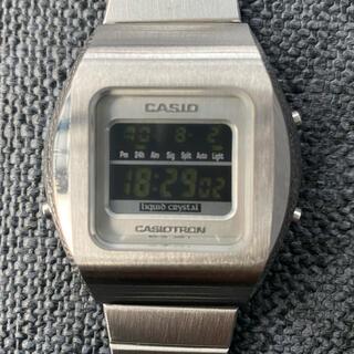 カシオ(CASIO)の■CASIO腕時計■カシオトロン TRN-110(腕時計(デジタル))