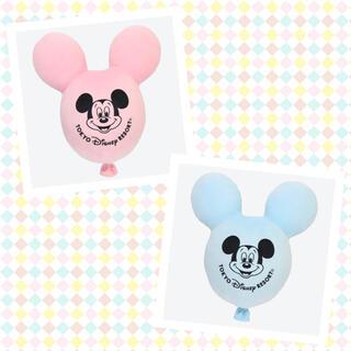 Disney - ミッキー バルーン クッション