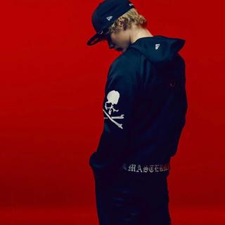 マスターマインドジャパン(mastermind JAPAN)のmastermind マスターマインド × new era ニューエラ パンツ(ジャージ)