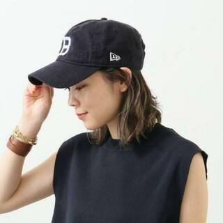 L'Appartement DEUXIEME CLASSE - AP STUDIO【NEW ERA/ニューエラ】 B baseball キャップ